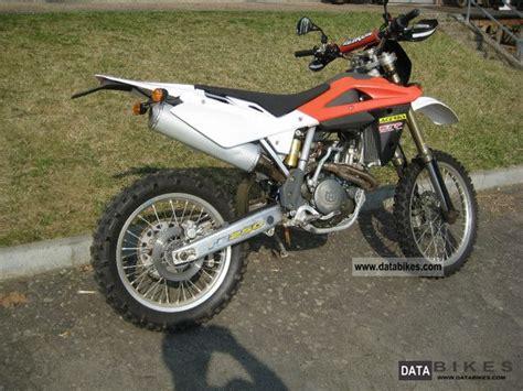 2007 Husqvarna Te 250, Street Legal