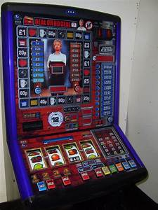 Club Deal Or No Deal 75 Jackpot - Note Acceptor