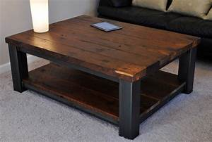 coffee tables ideas rustic square coffee table design With rustic dark brown coffee table