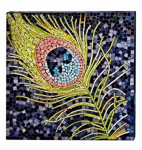 mosaic glass peacock wall art be fabulous With mosaic wall art