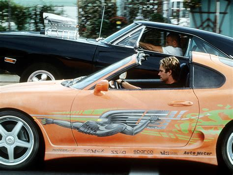 Paul Walker's Fast & Furious Car Up for Auction : People.com
