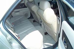 Rear Seat Removal 2007 Cadillac Cts