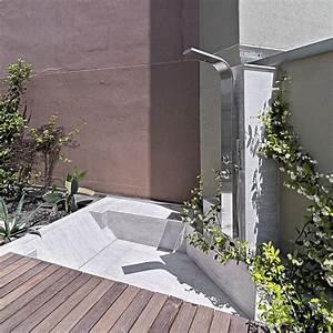 Douche Extérieure Inox : quelques liens utiles ~ Premium-room.com Idées de Décoration