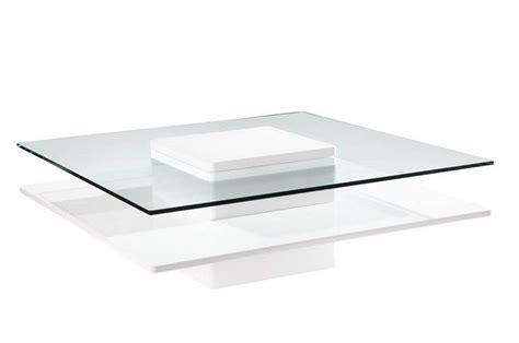 bureau pas cher design table basse brenton verre blanc table basse topkoo
