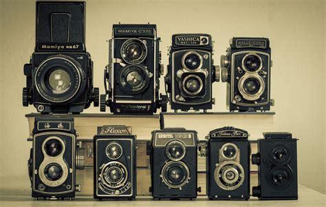 wallpaper retro model classic collection cameras