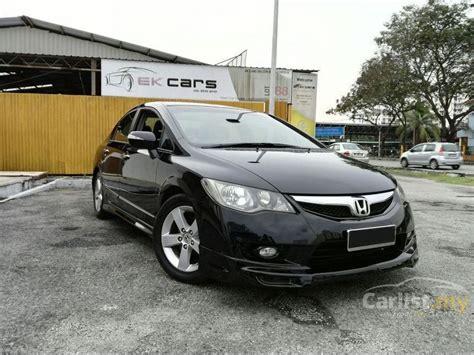 2011 Honda Civic Sedan by Honda Civic 2011 S L I Vtec 1 8 In Selangor Automatic