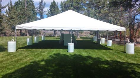 canopy tent rental bend oregon tent rentals canopy tent rentals bend or