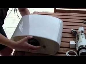 Changer Chasse D Eau : changer un m canisme de chasse d 39 eau youtube ~ Dailycaller-alerts.com Idées de Décoration