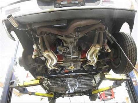installing  engine   porsche  youtube