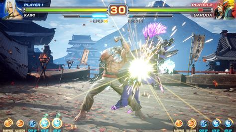 arikas  fighting game  called fighting  layer ps