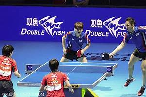 ITTF World Championship 2015 - Top table tennis players