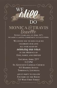 vow renewal marriage blessing invitation by With wedding invitations wording for vow renewal