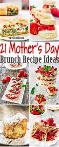 21 Mother's Day Brunch Recipe Ideas Your Mom Would Love ...