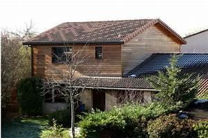 surelevation d39une maison finitions exterieures en With la finition d une maison