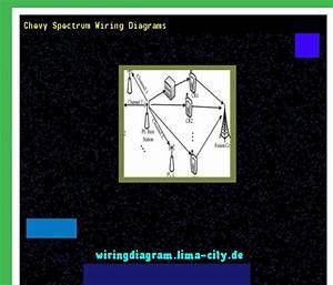 Chevy Spectrum Wiring Diagrams  Wiring Diagram 185742