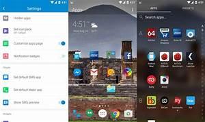Migliori launcher Android 2017