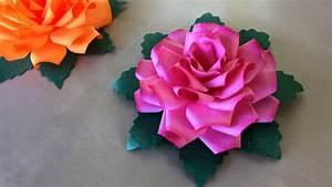 Rosen Selber Basteln : basteln mit papier rosen basteln bastelideen f r diy ~ Lizthompson.info Haus und Dekorationen