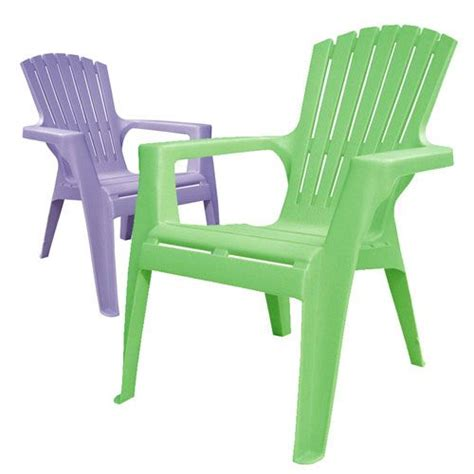 1000 ideas about plastic adirondack chairs on