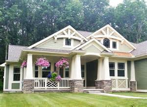 inspiring bungalow house plans photo inspiring design craftsman house plans one story with