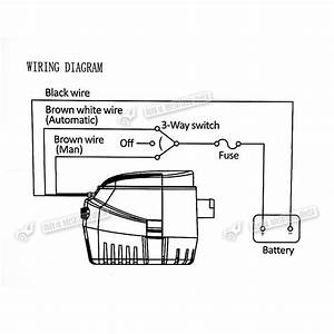 Rule 1100 Automatic Bilge Pump Switch Wiring Diagram