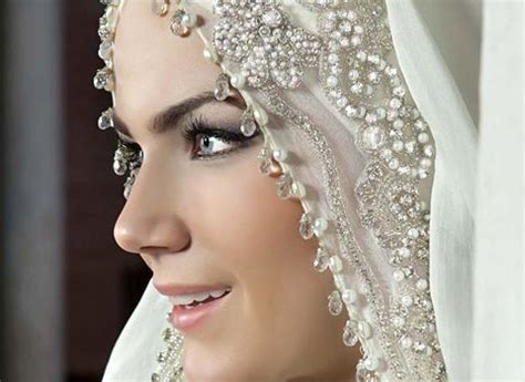 hair styles for indian weddings 66 best islam wedding dresses images on 6531
