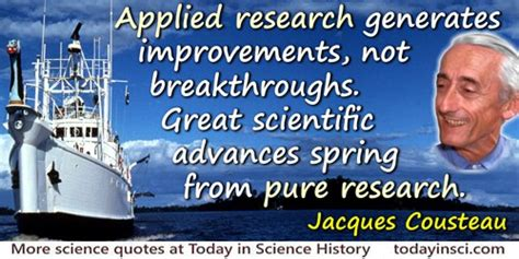 Research Quotes Science