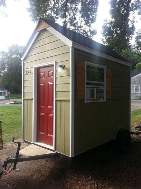 tiny house pics trailer