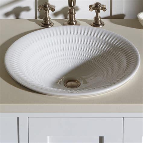 Kohler Derring Carillon Wading Vessel Bathroom Sink