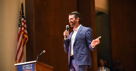 he donald jr trump facing impeachment invited campus said attended talk never had