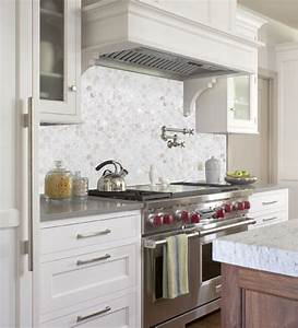 Amazing backsplash with mother of pearl tile pem0028 for Kitchen colors with white cabinets with mother of pearl wall art