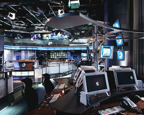 tvn broadcast set design gallery