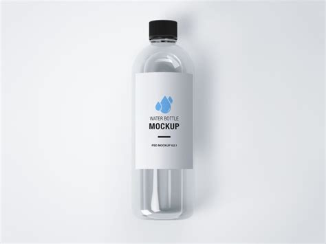 The world's best free ux&ui resource site, you can download the free mockup, wireframe kits, ui kits, fonts, icons, logo, presentation, theme, templates, textures, backgrounds and more here. Realistic Water Bottle Mockup - PSD Mockup - GraphicXtreme