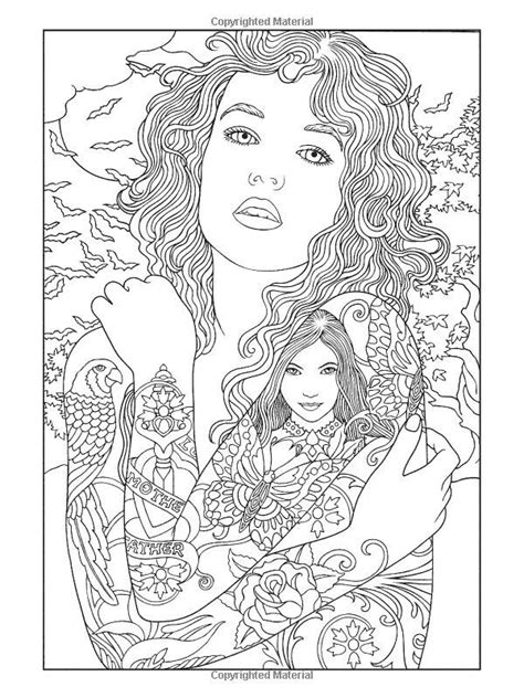 Pin by Tarah Pearman-LaBossiere on Adult Coloring books