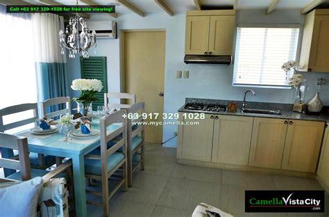 camella homes kitchen design camella vista city cara house and lot for in vista city 5089