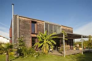 Maison Bioclimatique Passive : architecte maison passive bordeaux ~ Melissatoandfro.com Idées de Décoration