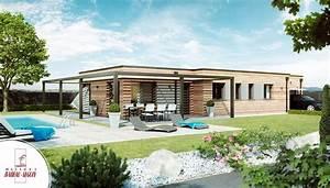 Maison Architecte Plain Pied : maison d 39 architecte contemporaine ~ Melissatoandfro.com Idées de Décoration