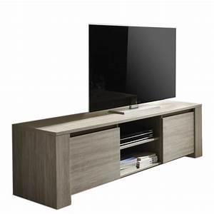Meuble Chene Clair : meuble chene gris ~ Edinachiropracticcenter.com Idées de Décoration