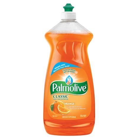 Shop Palmolive 28 oz Orange Dish Soap at Lowes.com