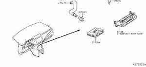 Nissan Versa Sensor Sun  Aspitrator