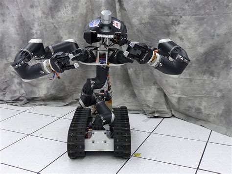 RoboSimian, NASA/JPL Entry in 2015 DARPA Robotics ...