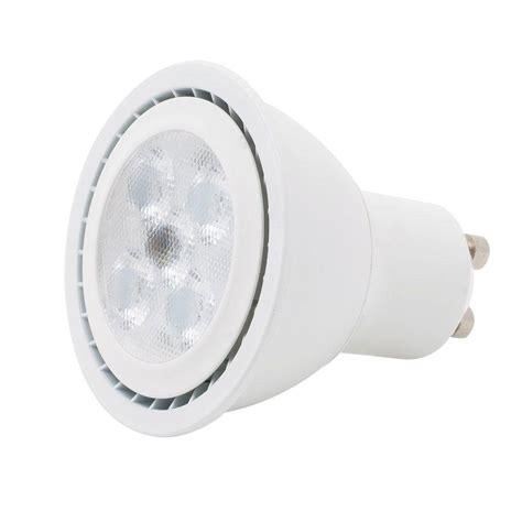 ecosmart 35w equivalent soft white 3000k mr16 gu10 led