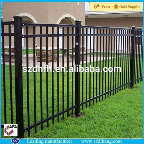 wrought iron fence cost good prices cheap wrought iron fence from alibaba assurance iso 9001 fence factory buy iron