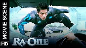 Best fight scene G.One VS Ra.One | RA.One | Movie Scene ...