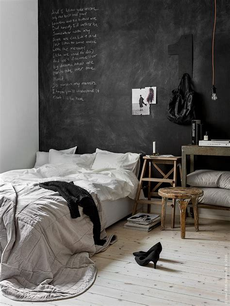 black painted bedroom 25 best ideas about black chalkboard on pinterest black 10867 | 75957baef1d2e8368807bb0fe41a329a