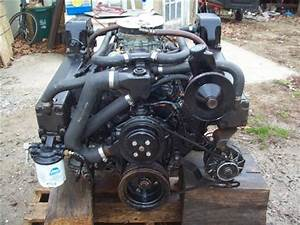 Mercruiser 260 V8 Engine Motor For Sale Mercruiser 260 V8 Engine Motor Chevy 5 7  350 Cid For