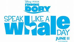 Disney to celebrate 'Speak Like A Whale Day' at Disney Parks