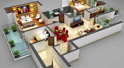 desain rumah minimalis  kamar tidur