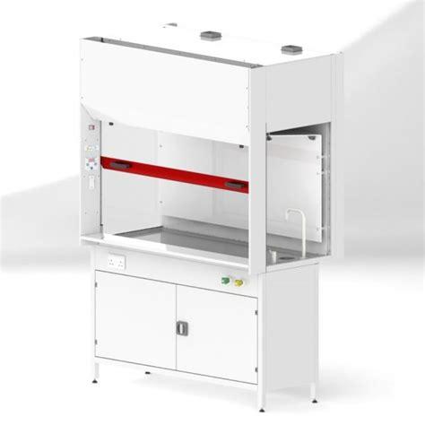 School Fixed Recirculation Filtration Fume Cupboard