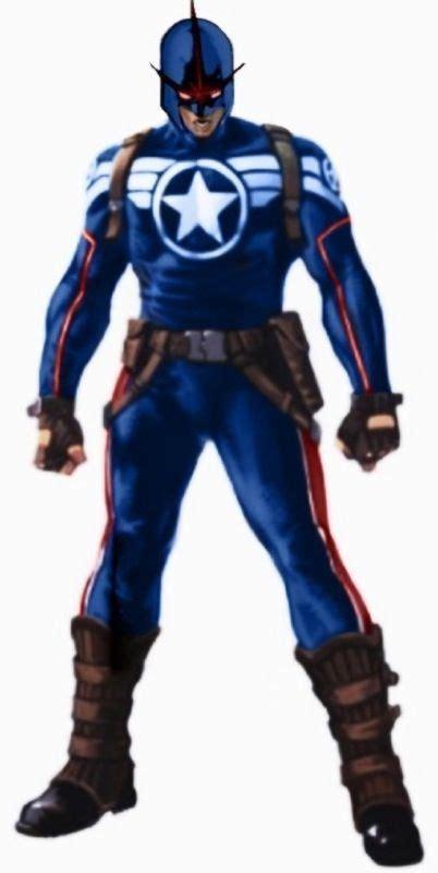 You've heard the news, you've read the stories. Captain Nova, Steve Rodgers