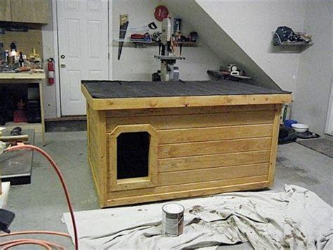 17 best ideas about insulated dog houses on pinterest insulated dog kennels build a dog